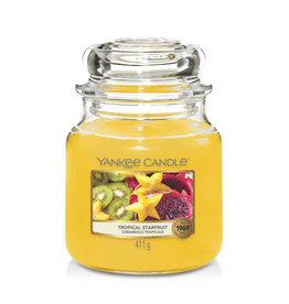 Yankee Candle - Tropical Starfruit Medium Jar