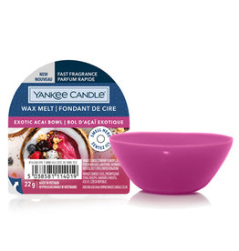 Yankee Candle - Exotic Acai Bowl Wax Melt