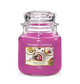 Yankee Candle - Exotic Acai Bowl Medium Jar