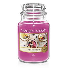 Yankee Candle - Exotic Acai Bowl Large Jar
