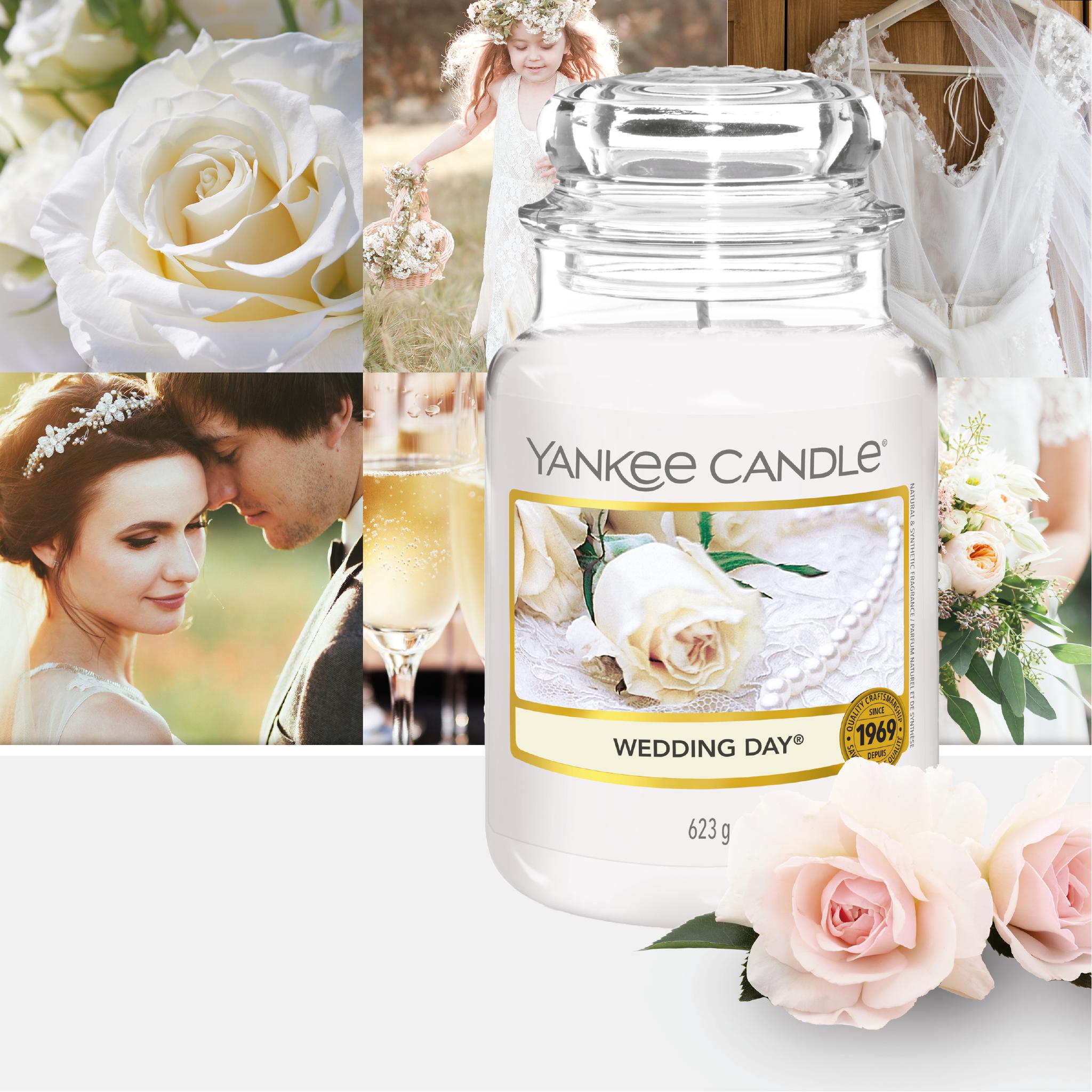 Yankee Candle - Wedding Day Large Jar