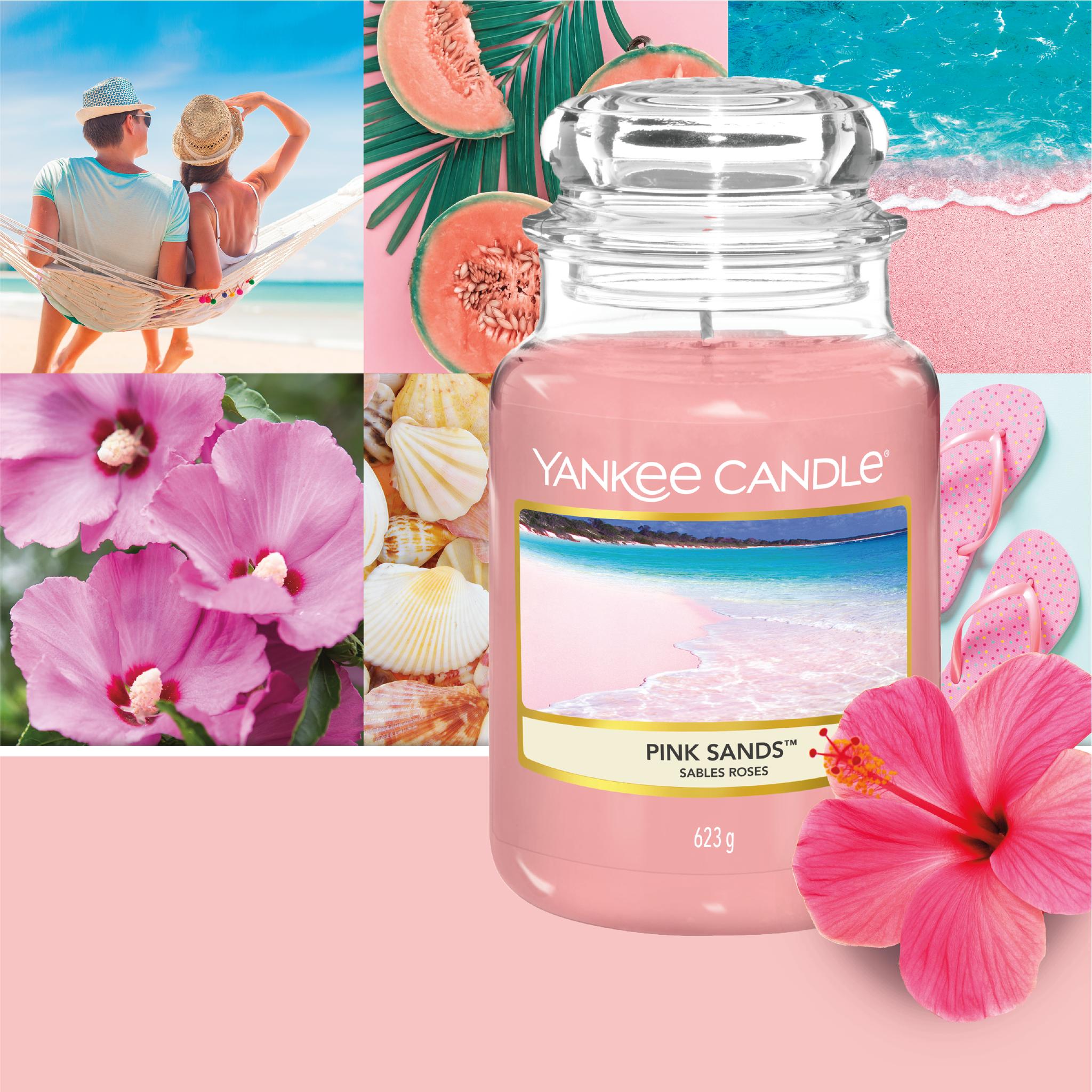 Yankee Candle - Pink Sands Large Jar