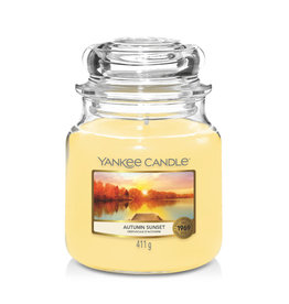 Yankee Candle - Autumn Sunset Medium Jar