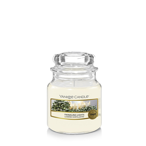 Yankee Candle - Twinkling Lights Small Jar