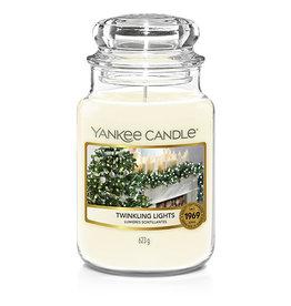 Yankee Candle - Twinkling Lights Large Jar