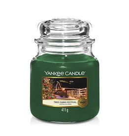 Yankee Candle - Tree Farm Festival Medium Jar