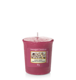 Yankee Candle - Merry Berry Votive
