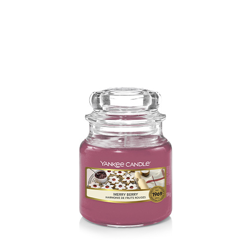Yankee Candle - Merry Berry Small Jar