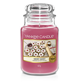 Yankee Candle - Merry Berry Large Jar