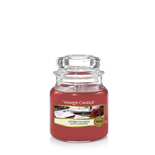 Yankee Candle - Letters To Santa Small Jar