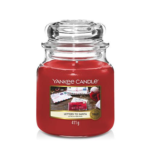 Yankee Candle - Letters To Santa Medium Jar