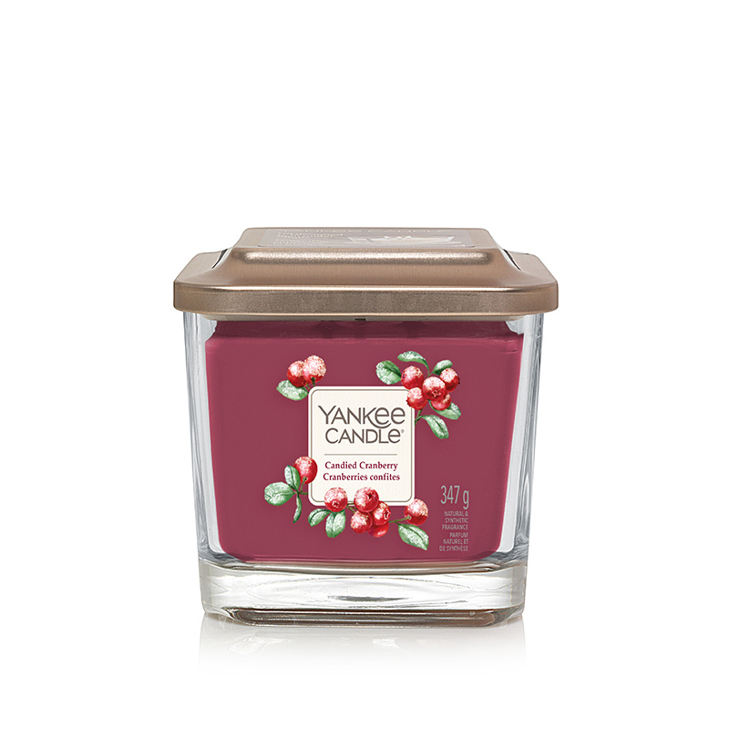Yankee Candle - Candied Cranberry Small Vessel