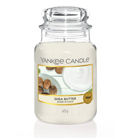 Yankee Candle - Shea Butter Large Jar