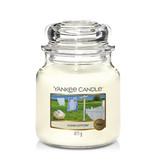 Yankee Candle - Clean Cotton Medium Jar