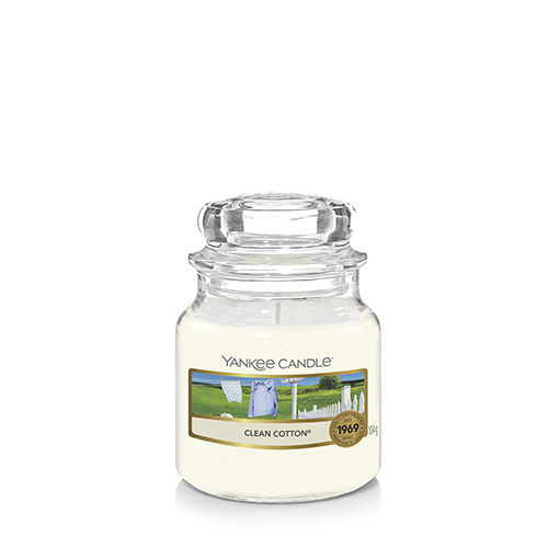Yankee Candle - Clean Cotton Small Jar