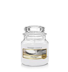 Yankee Candle - Baby Powder Small Jar