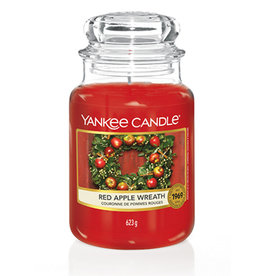 Yankee Candle - Red Apple Wreath Large Jar