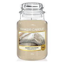 Yankee Candle - Warm Cashmere Large Jar