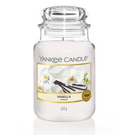 Yankee Candle - Vanilla Large Jar