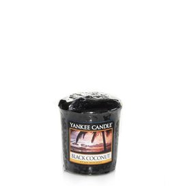 Yankee Candle - Black Coconut Votive