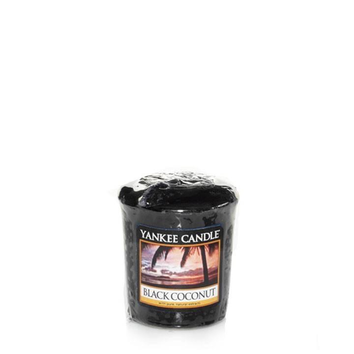 Yankee Candle Yankee Candle - Black Coconut Votive