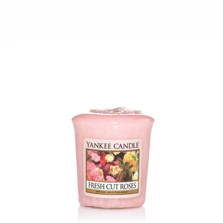 Yankee Candle - Fresh Cut Roses Votive