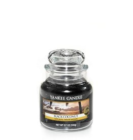Yankee Candle Yankee Candle - Black Coconut Small Jar