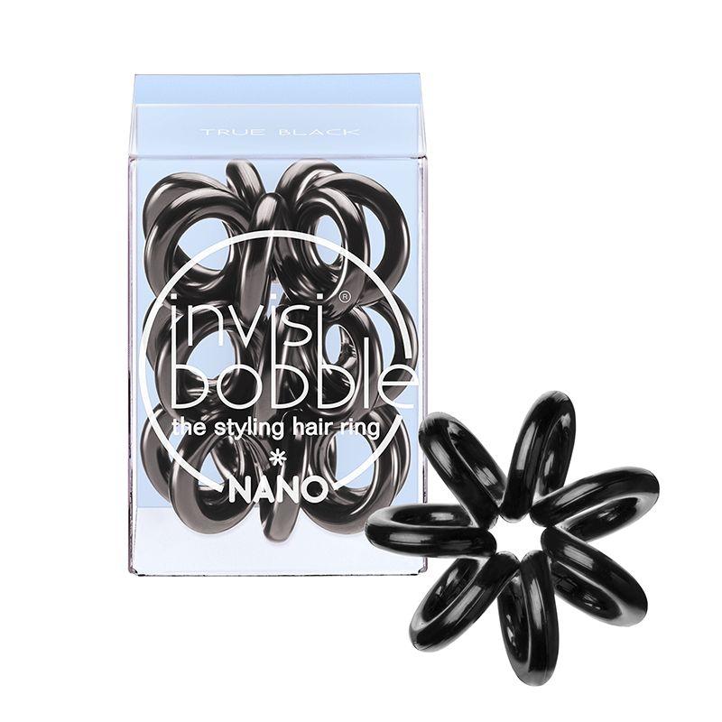 Invisibobble Invisibobble Nano - True Black