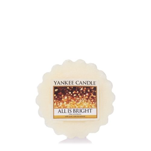 Yankee Candle - All Is Bright Tart