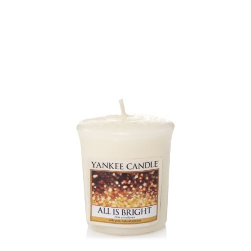 Yankee Candle - All Is Bright Votive
