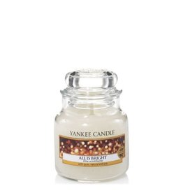 Yankee Candle - All Is Bright Small Jar