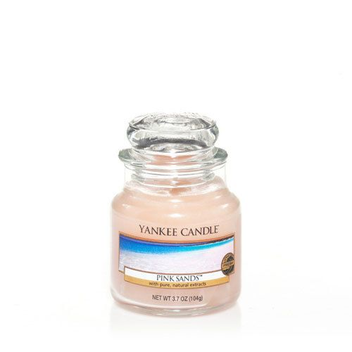 Yankee Candle Yankee Candle - Pink Sands Small Jar