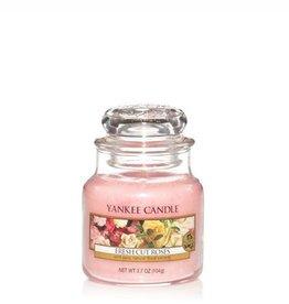 Yankee Candle - Fresh Cut Roses Small Jar
