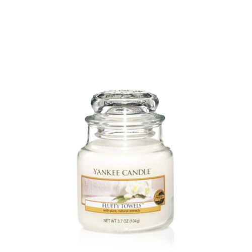 Yankee Candle - Fluffy Towels Small Jar