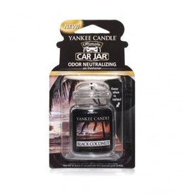 Yankee Candle - Black Coconut Car Jar