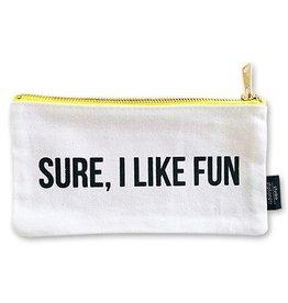 Canvas Bag - Sure I Like Fun