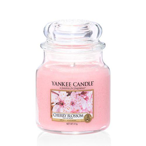 Yankee Candle - Cherry Blossom Medium Jar