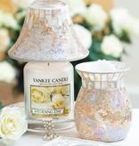 Yankee Candle - Gold & Pearl Cracklé Tartburner