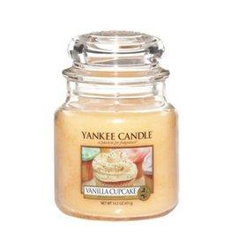Yankee Candle Yankee Candle - Vanilla Cupcake Medium Jar