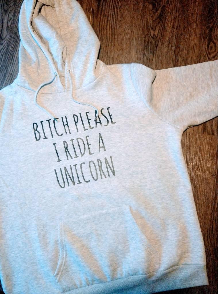 Horse & Competition Bitch please i ride a unicorn