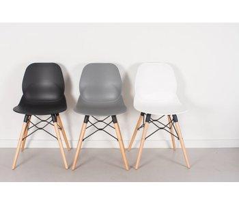 PURE Blend STUHL BLEND S06 - Stuhl ohne Armlehnen - Stuhlbeine Kreuz