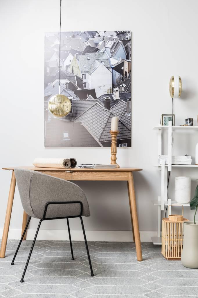 Zuiver Feston - Stuhl mit Armlehnen - PURE Wood Design