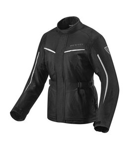 REV'IT! Voltiac Ladies Motorcycle Jacket Black