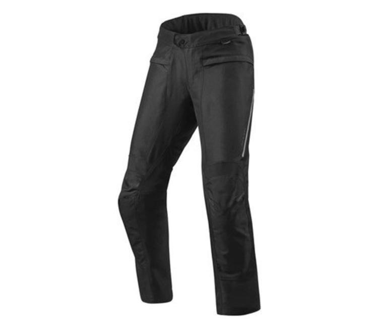 REVIT FACTOR 4 STANDARD BLACK PANTS XS