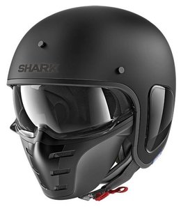 Shark S-Drak Glass fiber Matt Black