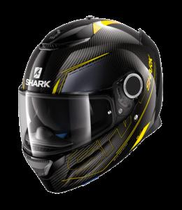Shark Spartan Carbon Skin Silikon Yello / Antra M (Musterverkauf)