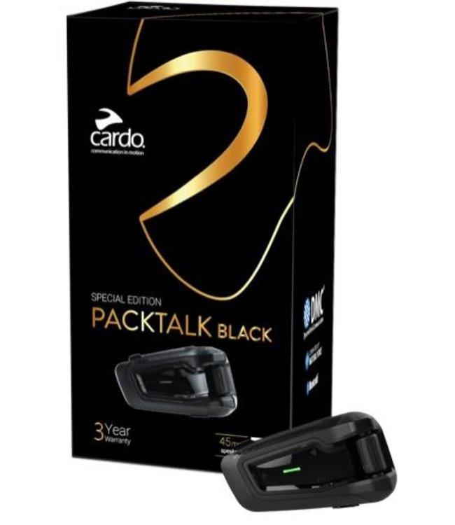 CARDO Cardo Packtalk Black JBL Special Editon Communication System