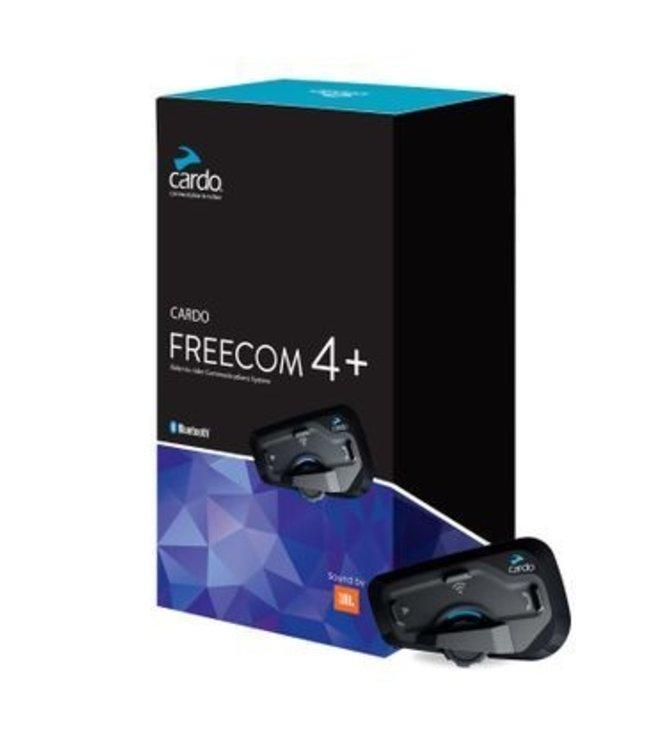 CARDO Cardo freecom 4+ Single Unit Communication System