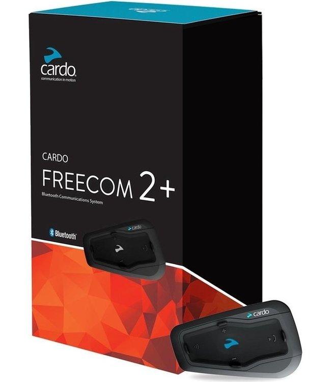 CARDO Cardo Freecom 2+ Single Unit Communication System
