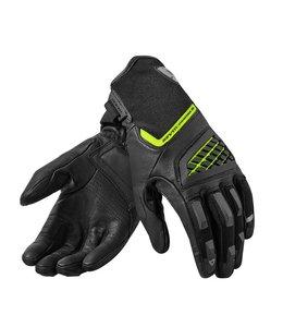 REV'IT! Neutron 3 Handschuhe Schwarz-Neon Gelb